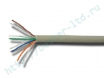 UTP4 Cable CAT-5e CCA 24AWG, 4 pair (коробка 305м)